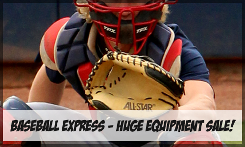 baseball express sale
