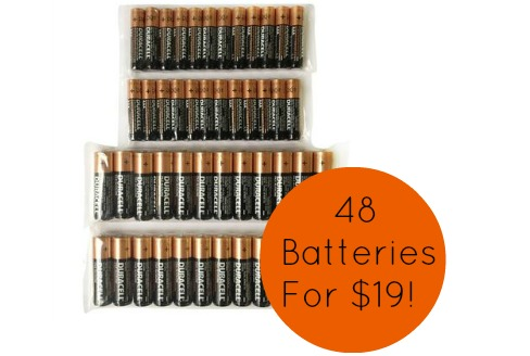 batteries deal