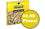 Target Deal: California Pizza Kitchen Pizza, $2.99