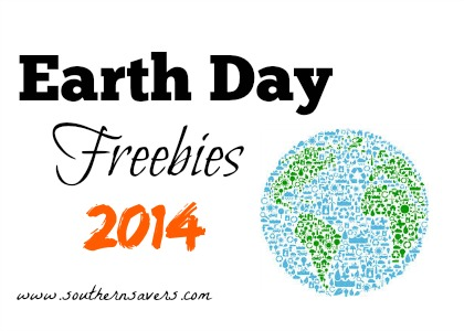2014 Earth Day Freebies