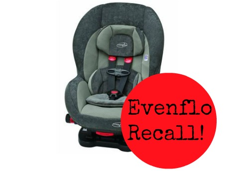 Evenflo Recall 2014 14 Million Car Seats Recalled Southern Savers