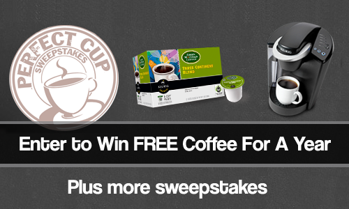green mountain k cup sweepstakes