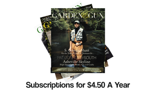 gun and garden magazine