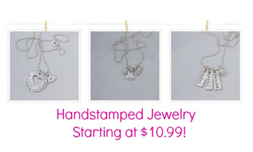 handstamped jewelry