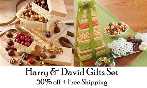 harry & david gift sets 50 off free shippnig