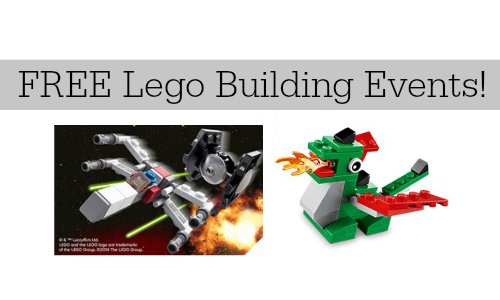 lego building events