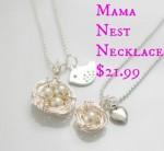 BelleChic Deal: Mama Nest Necklace, $21.99 Shipped