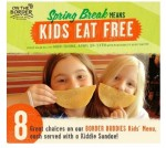 On The Border: Kids Eat Free + More Dining Deals