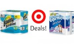 Target Deal: Bounty & Charmin at Awesome Prices!