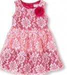 pop color lace