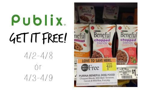 publix free dog food