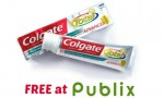 Publix Deal: Free Colgate Toothpaste Starting 4/21