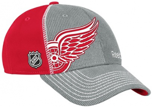 red wings hat