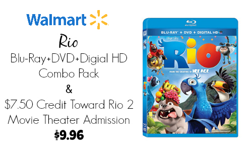 rio movie deal