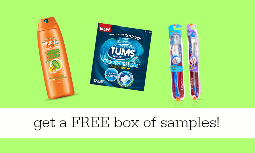 SamplesourceCom Get A Free Box Of Samples  Southern Savers