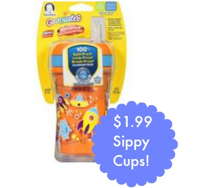 sippy cups