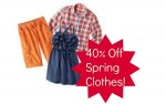 Target Cartwheel Deal: 40% Off Spring Clothes + 50% Off Bedding