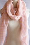 spring print scarf