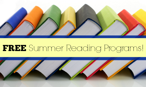 FREE Summer Reading Programs 2...