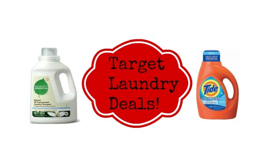 target laundry