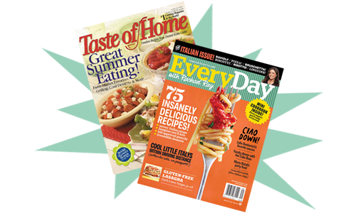 taste of home rachael ray magazine subsciptions