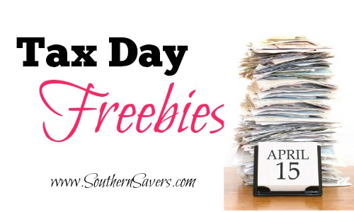 Tax Day Freebies 2014 : Get Free Cookies, Dinner, & More!