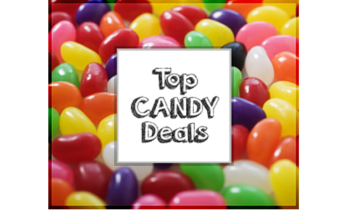 Top Candy Deals: M&M's, Milky Way, Starburst Candy Corn & More