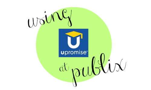 Using Upromise is a great way to save some money for your children's future educations!