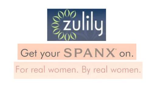 zulily spanx