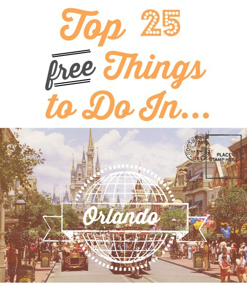 25 free things for the family to do in Orlando!