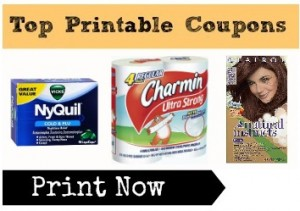 graphic about Charmin Coupons Printable referred to as Ultimate Printable Coupon codes CoverGirl, Vicks, Charmin Coupon codes