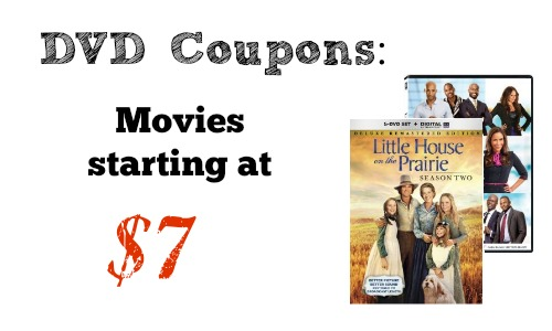 DVD Coupons