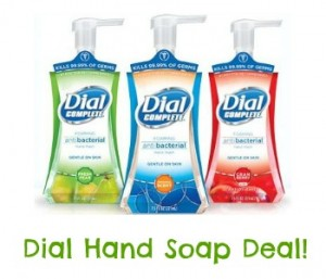 Dial Soap Coupon