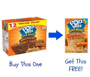 Pop-Tarts Coupon