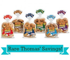 Thomas bagels coupons