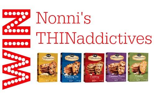Win Nonni's TIHNaddictives