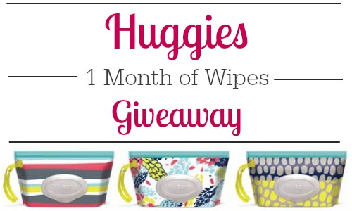 Win one month of Huggies new Clutch 'N Clean Wipes on Southern Savers.