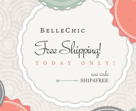 bellechic free shipping