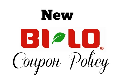 bi-lo coupon policy