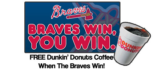 braves win you win banner