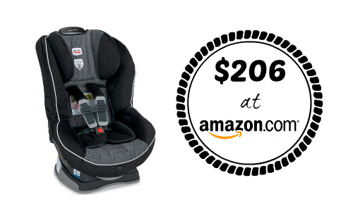britax car seat deal
