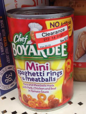 chef boyardee clearance