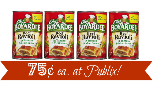 chef boyardee deal