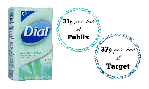 dial bar soap deal