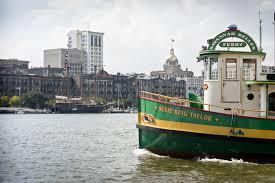 ferry rides