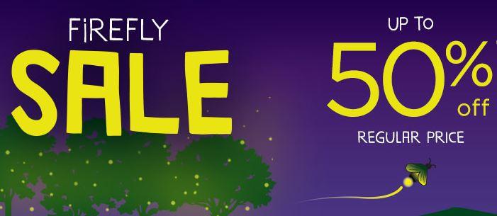 firefly sale