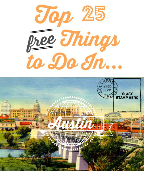 freethingstodoinaustin