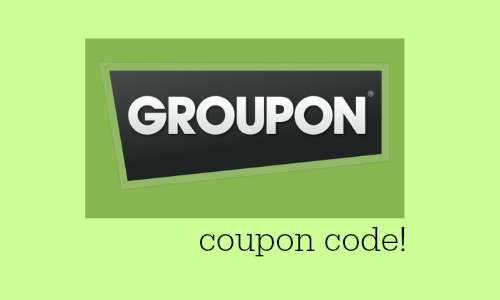 Groupon coupon code october 2018