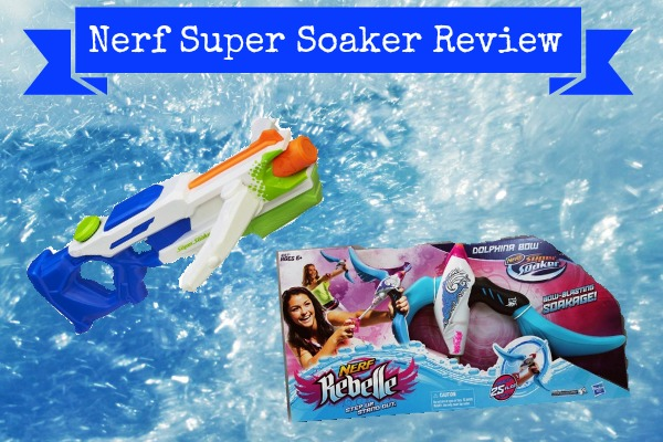 nerf super soaker review, nerf super soakers