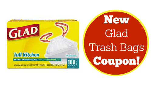 new glad trash bags coupon